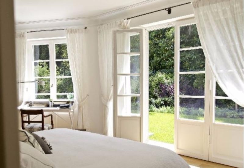 Holzfenster-Holz-Fenster
