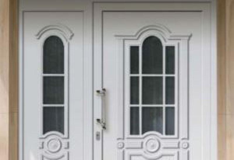 Kunststoff-Haustüren