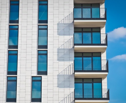 Aluminiumfenster, Aluminium-Fenster