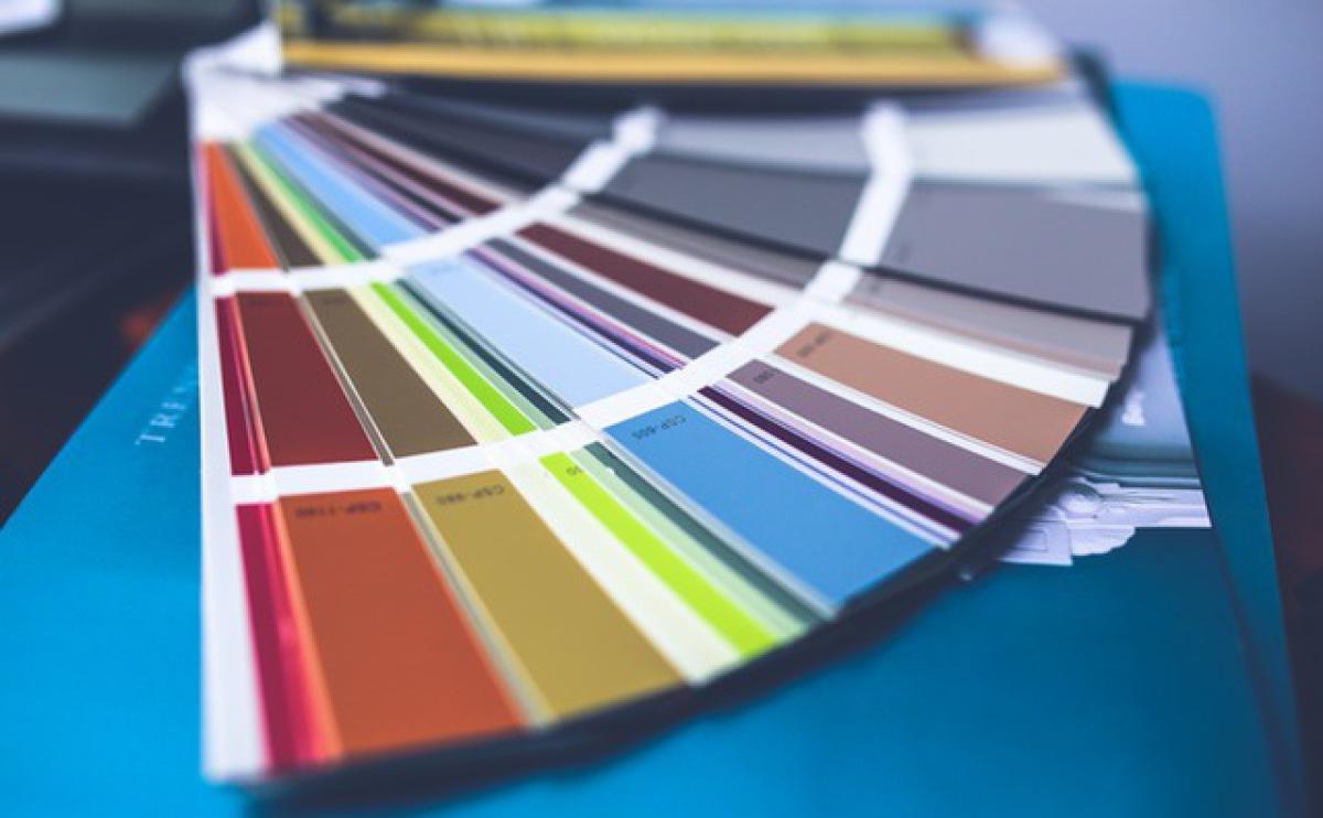 Farben und Oberflächen
