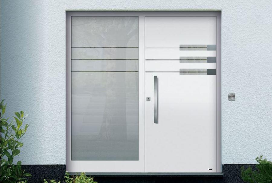 aluminium haust ren berlin mattenwereld. Black Bedroom Furniture Sets. Home Design Ideas