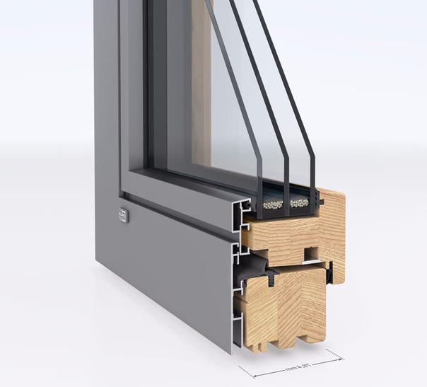 Holz alu fenster vorteile  Möller Fensterbau GmbH - Fenster und Haustüren in Berlin - Holz-Alu ...